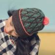 Deep Woods Toque Knitting Pattern