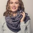 Morphing Cowl Knitting Pattern