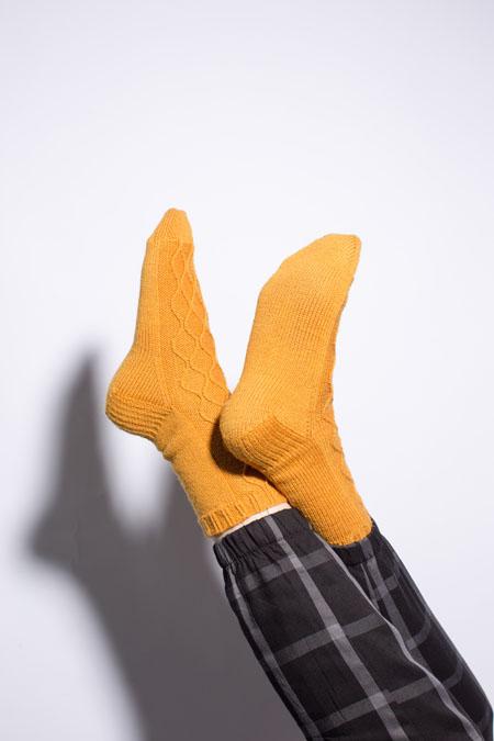 durango socks knitting pattern