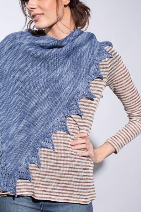 winter park shawl knitting pattern