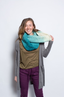 cowl knitting pattern