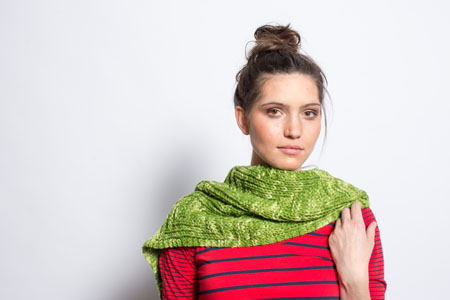 eastern plains cowl knitting pattern
