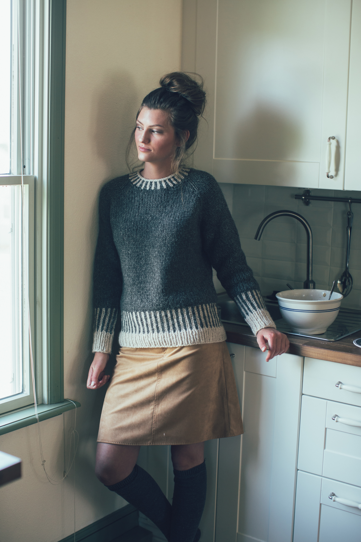 biscotti sweater knitting pattern by kiyomi burgin from knitscene winter 2016