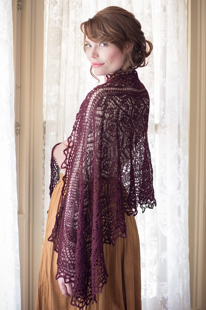 Shawl Knitting Pattern