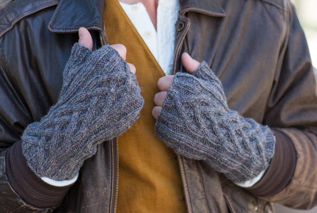 Mitten Knitting Pattern