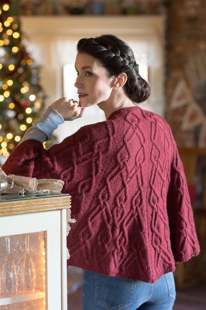 Capelet Knitting Pattern