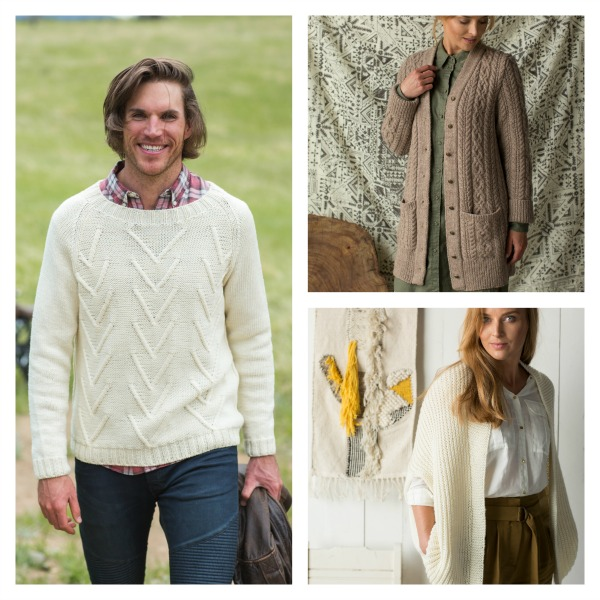 <em>Knits</em> Spring projects | Photos by Harper Point Photography