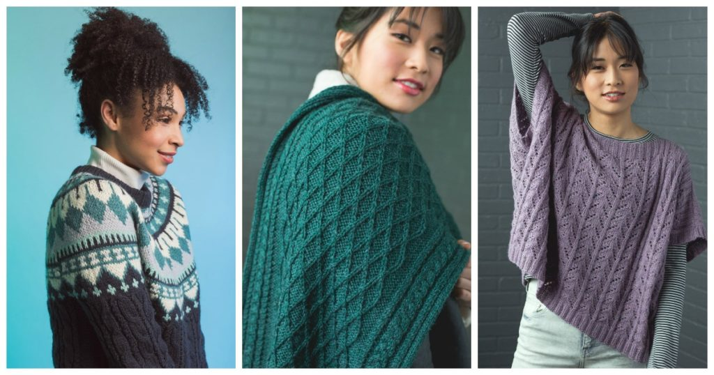 Your Favorite Patterns from knitscene Fall 2019