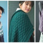 Pattern of the Week: Arctic Willow Wrap