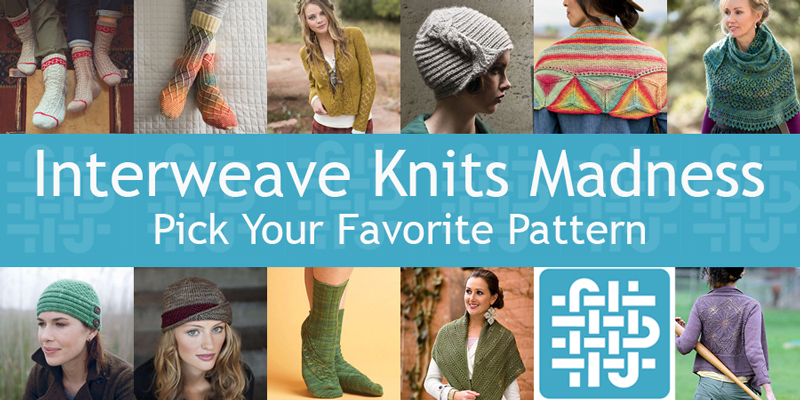Interweave Knits Madness – It's just starting!