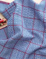 Shadow-weave gamp by Jean Korus