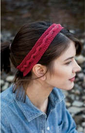 Kristy Howell Highlands Headband 1