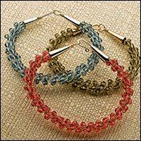 make a kumihimo bracelet