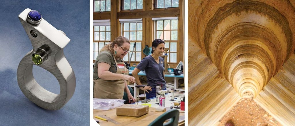 Editor's Letter: The Picture Expands, <i>Lapidary Journal Jewelry Artist</i> Earth Day Issue