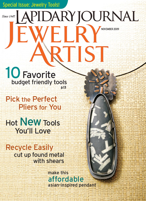 Lexi's jewelry-making tools review is in this jam-packed issue