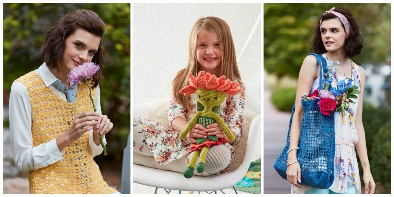 New Crochet Patterns for the Best Spring Ever
