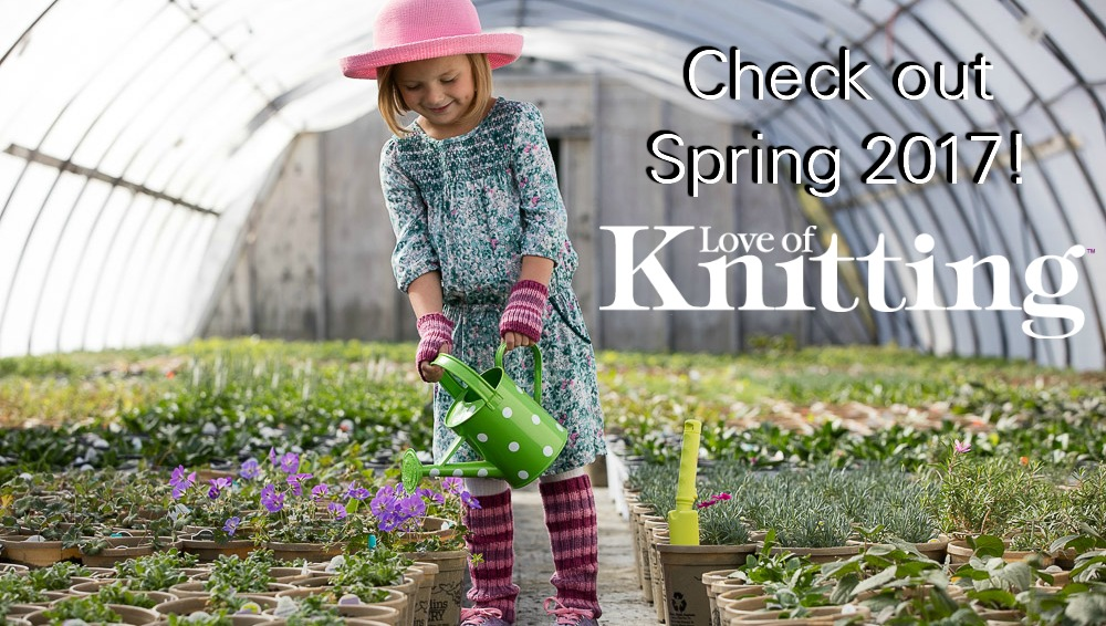 Little Knits: Love of Knitting Spring 2017