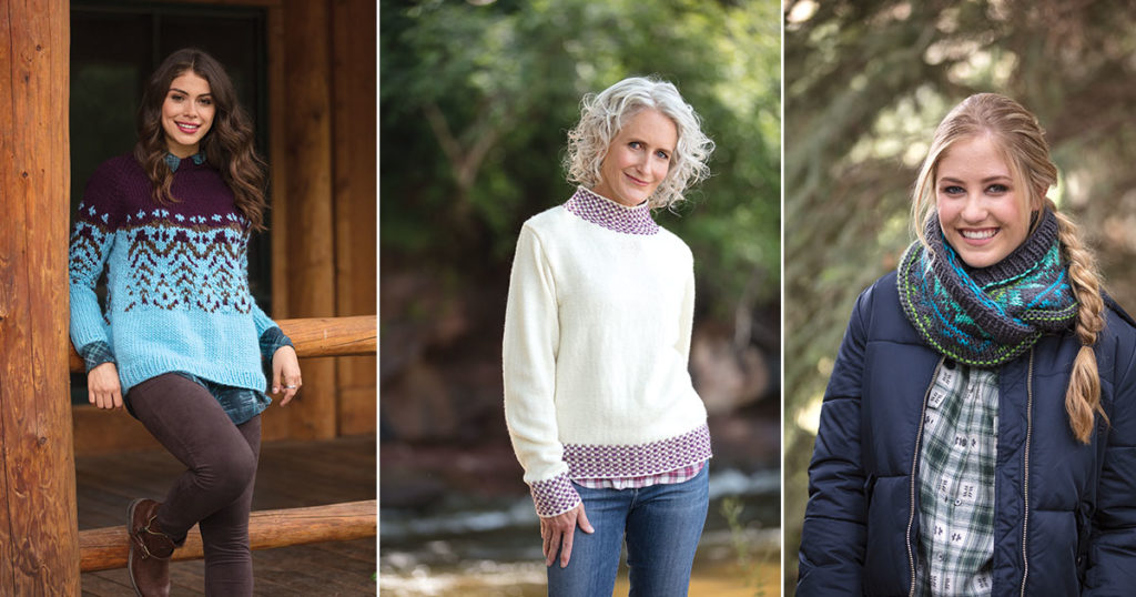 Embrace Colorwork with <em>Love of Knitting</em> Winter