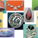 Find Old and New Favorites in the 2017 Lapidary Journal Jewelry Artist Collection Lookbook