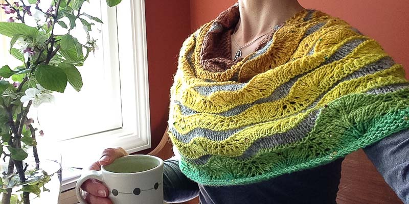 ISO Gradient Yarn Patterns | Interweave