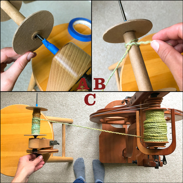 Bobbin Winder How-To: Tools and Tips   Interweave