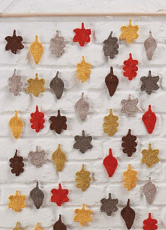 crochet decor patterns