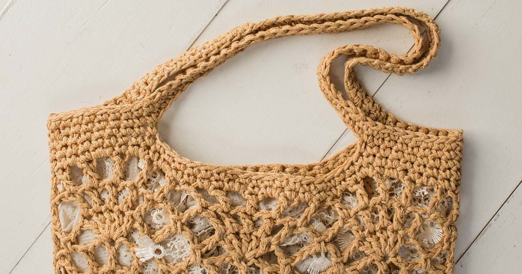 Pattern of the Week: Light of Day Tote