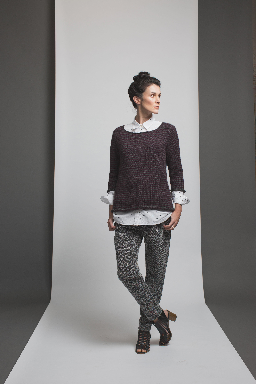 knit sweater pattern