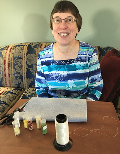 How 1 Beader's Experience Can Inspire You To Stitch An Old Beading Pattern