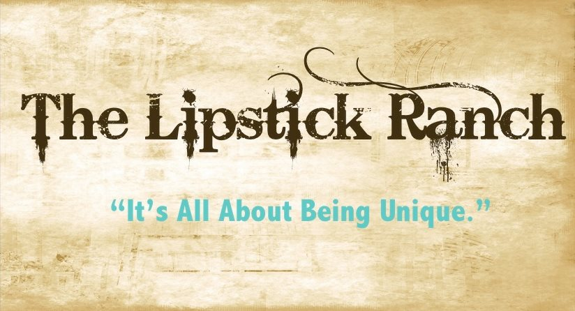 Lipstick Ranch logo