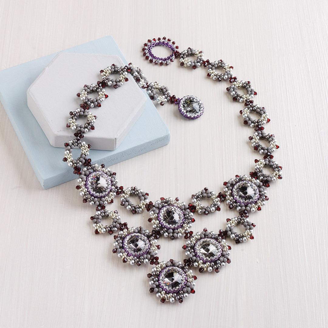 North Star Necklace by Glorianne Ljubich