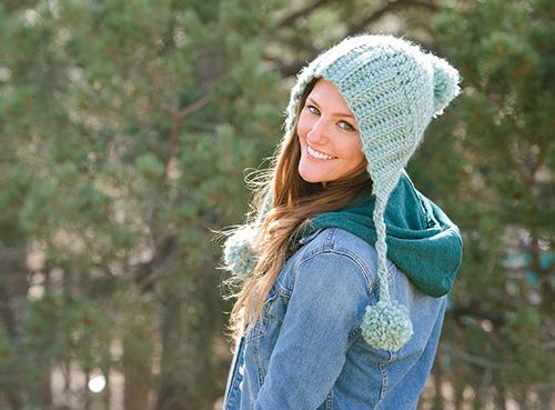 Long Division Hat Crochet Pattern