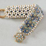 Loomed Illusion Bracelet by Susan Pelligra