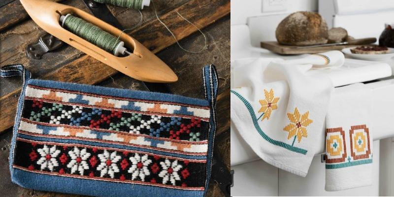 What is Scandinavian Weaving?