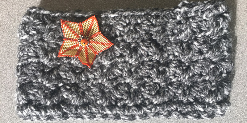 Finished Object Friday: My First Crochet Project (or Two)