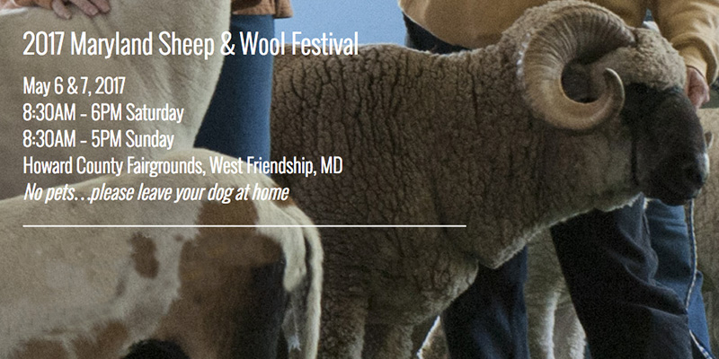Maryland Sheep & Wool Festival
