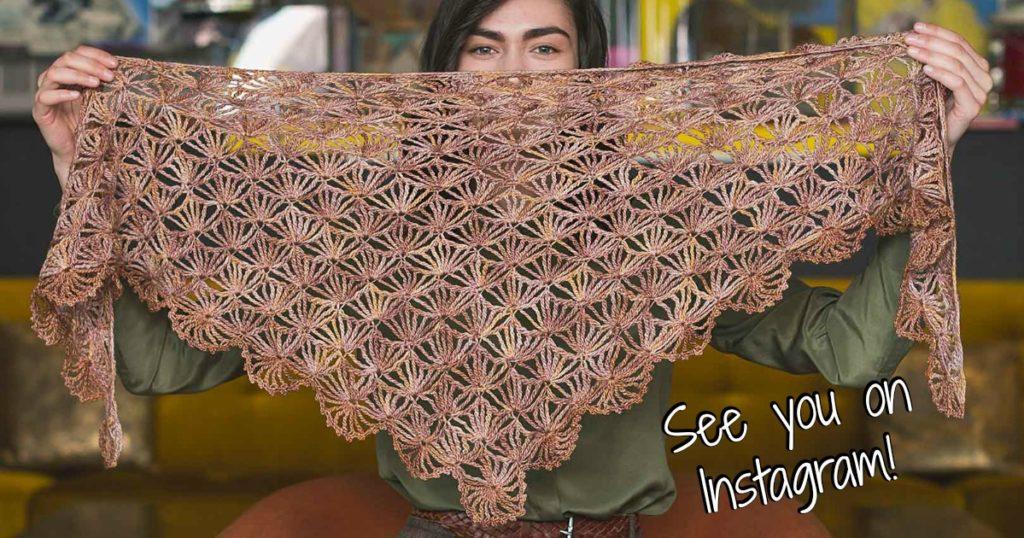 Hook Up with <em>Interweave Crochet</em> on Instagram