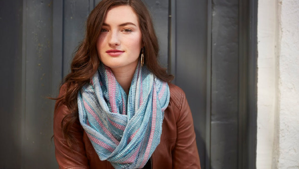 Weave a Scarf in an Afternoon and Impress Everyone