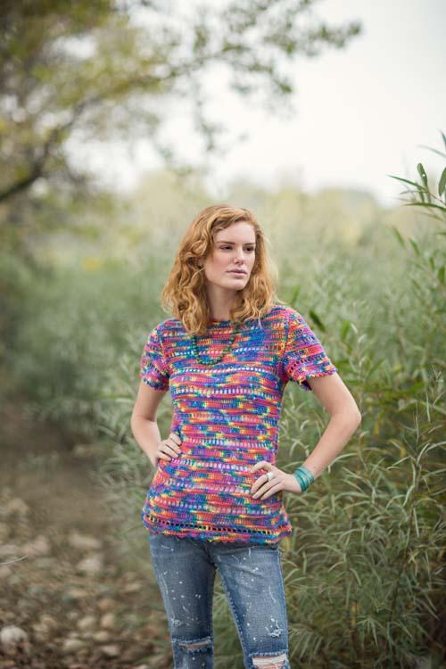 Marcy Tee Crochet Pattern