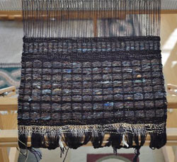 Learn about weaving floats at WeavingToday.com