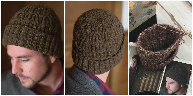 WIP Wednesday: Mason's Hat