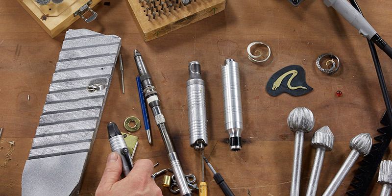 From Drill Bits to Buffing Wheels: Flex Shaft Accessories for All Your Metalsmithing Tasks