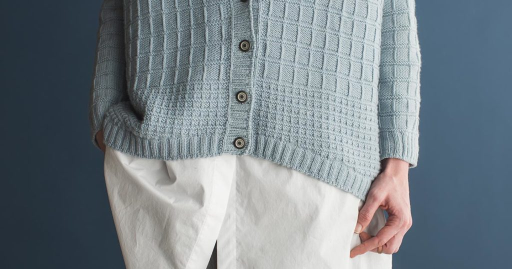 A Sweater for All Occasions: The Maya Cardigan