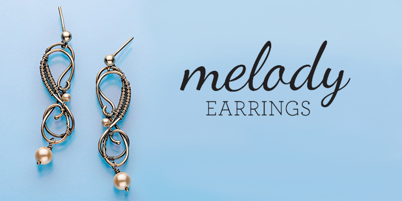 Project of the Week: Melody Wire Earrings