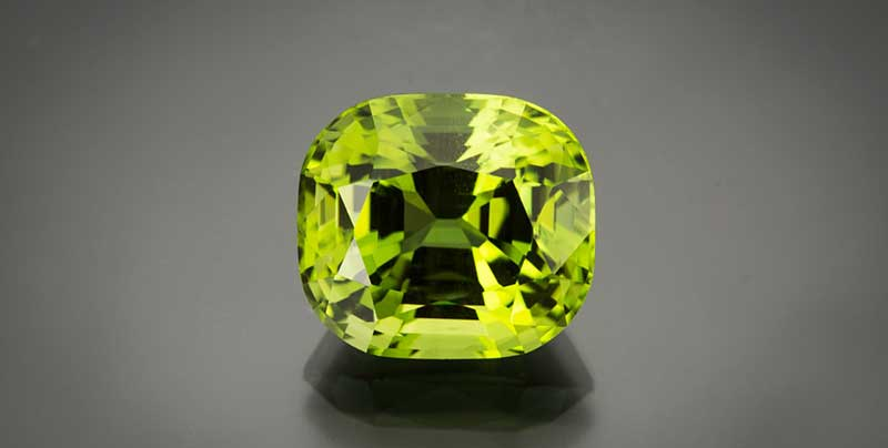 Gemstones and Birthstones: Peridot--History and Lore