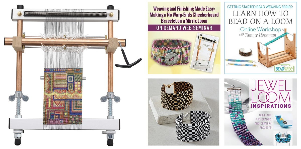 Fire Mountain Gems and Beads loom giveaway