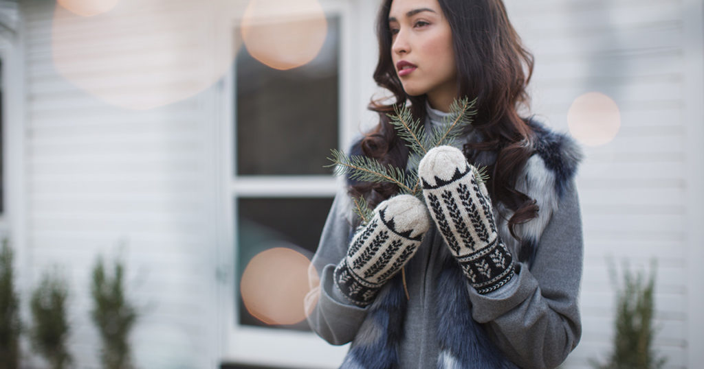 Icy Hands, Warm Heart: Making the Ibex Valley Mittens