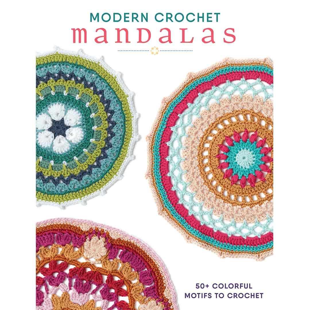 <em>Modern Crochet Mandalas</em> by Interweave | Photo Credit: Interweave