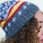 POW: Lace Motif Wrap from <em>Cold Weather Crochet</em>