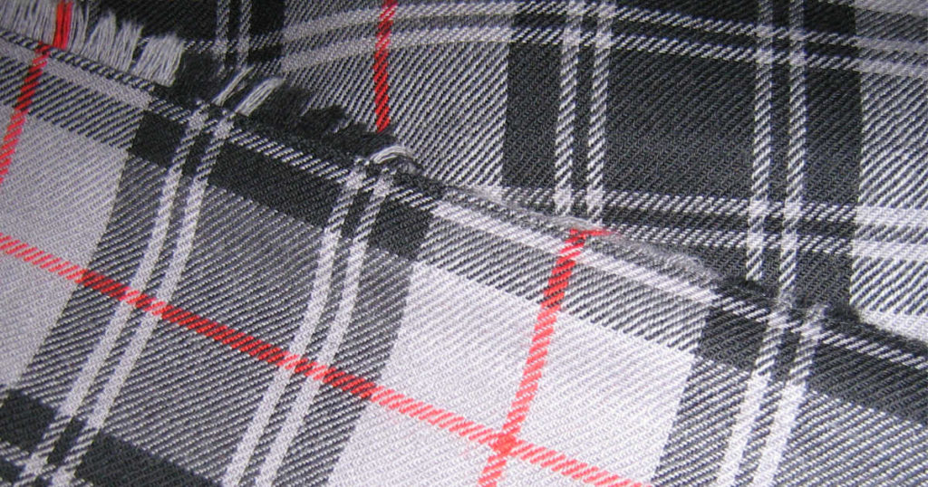 What's the Difference Between Tartan and Plaid?
